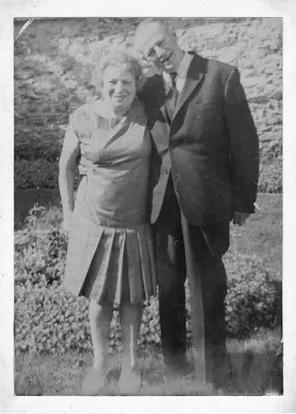 Henri Picot et sa femme
