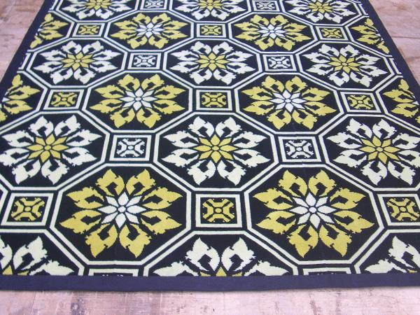 Création d'un tapis avec moquette en petite largeur